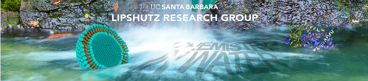 Lipshutz Research Group - UC Santa Barbara